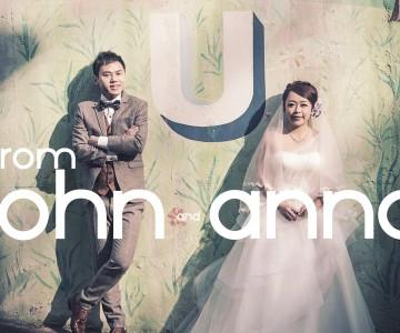 客人親自分享 SHARING FROM JOHN AND ANNA