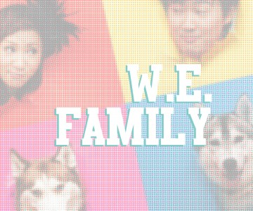 W.E FAMILY 由婚紗相到孕婦相