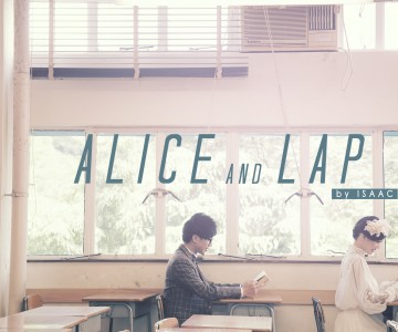 懷舊婚紗校園照 ALICE & LAP Pre-Wedding by ISAAC
