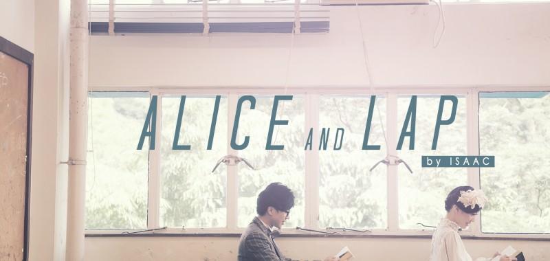 懷舊婚紗校園照 ALICE & LAP Pre-Wedding by ISAAC