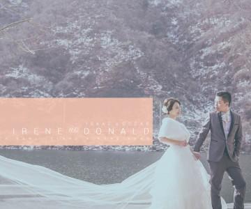 ISAAC x OSCAR 雙劍合壁 KOREA X HK PRE-WEDDING