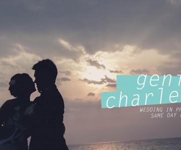 Genie & Charles Wedding Day in PHUKET