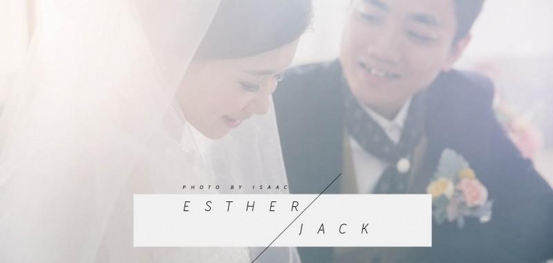 小白鷺大自然婚禮 ESTHER & JACK BY ISAAC