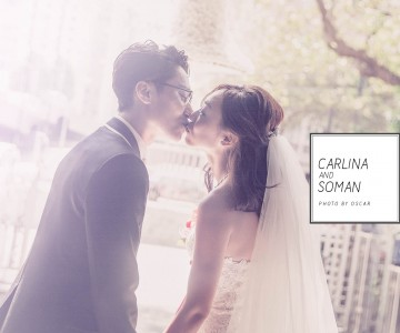 Carlina & SoMan' s BIG DAY BY OSCAR