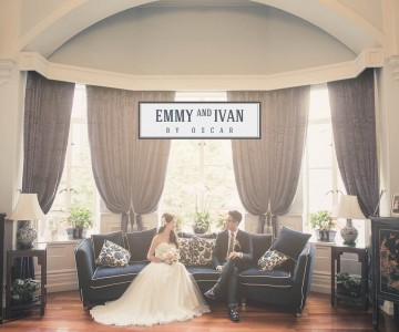 梅夫人婦女會 Emma & Ivan's BIG DAY BY OSCAR