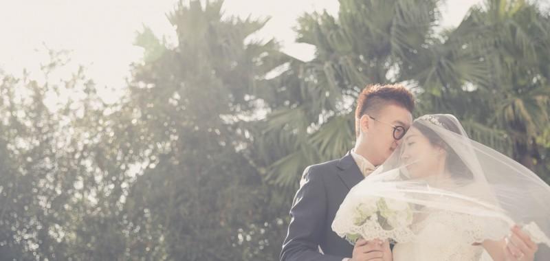 Tan Ying & Meng Fan Xu' s Wedding 伯大尼教堂婚禮 by Isaac