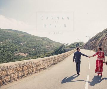 Carman & Kevin's Wedding by Oscar