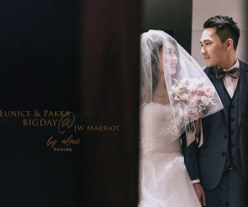 JW Marriot - Eunice & Pakka Bigday By Alan