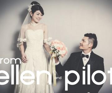 客人親自分享 SHARING FROM ELLEN & PILOT