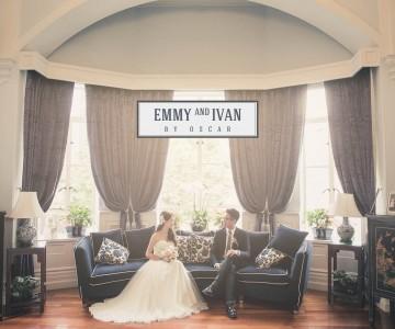 梅夫人婦女會 Emma & Ivan's BIG DAY BY OSCAR