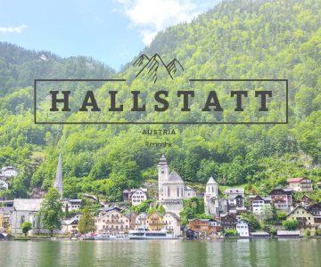 唯美的湖畔小鎮 - 哈爾施塔特 HALLSTATT